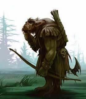 Additional Player Race: Bugbears - D&D Summer Campaign