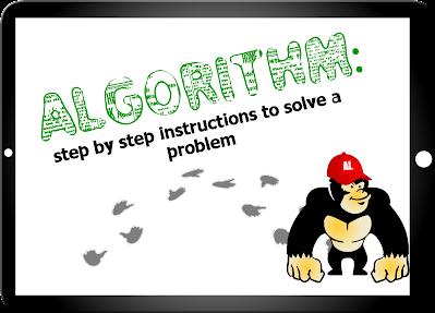 Algorithm: Step by step instructions to solve a problem