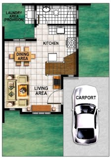 Marvela Floor Plan Camella Decahomes Housing Projects