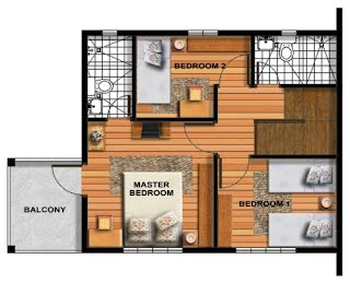 Drina Floor Plan Camella Decahomes Housing Projects