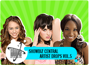 Showbiz Central Artist Drops Vol. 5