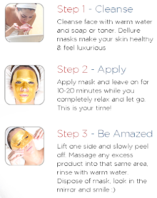 Buy Dellure Collagen Masks