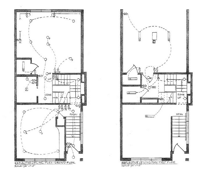 Floor Plan Electrical at Home and Interior Design Ideas