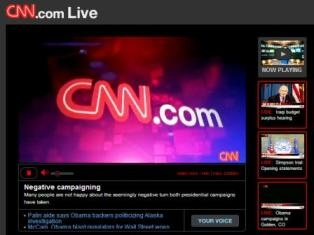 CNN Live Streams