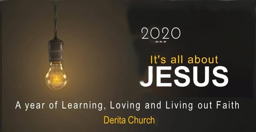 2020 - Its all about JESUS