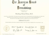 Dermatology Re-Certification