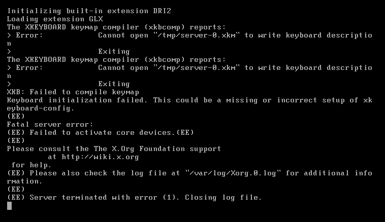 Solved - adduser and xorg ? | The FreeBSD Forums