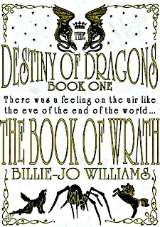 The Destiny of Dragons: The Book of Wrath!