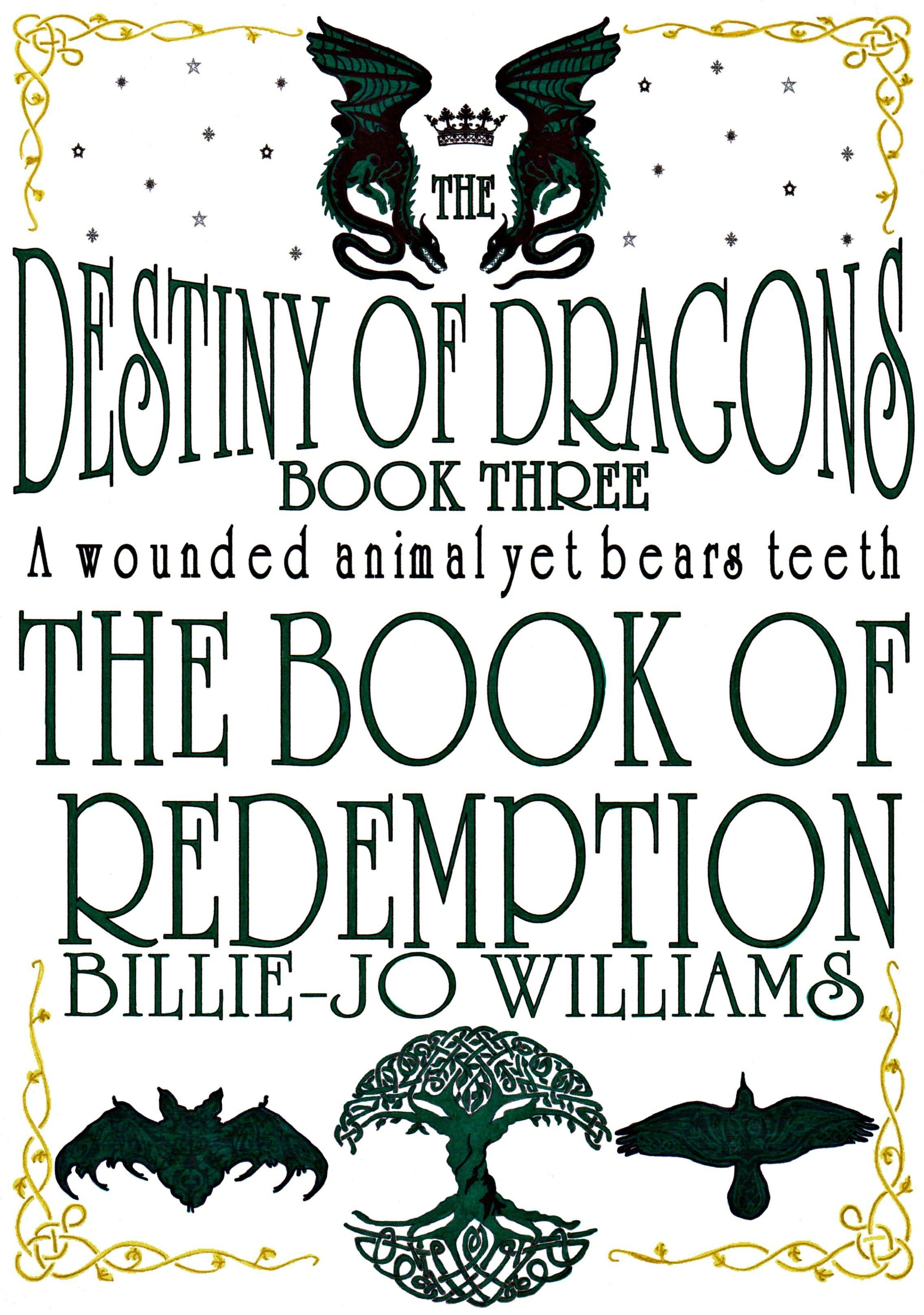 The Destiny of Dragons 3: The Book of Redemption