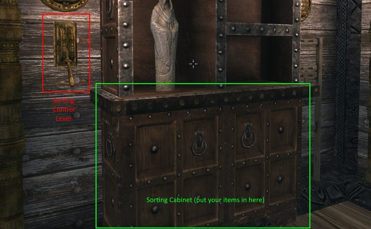 Through The Doorway To Left Of Lever Is Crafting Room Next Bookshelf On When Entering This