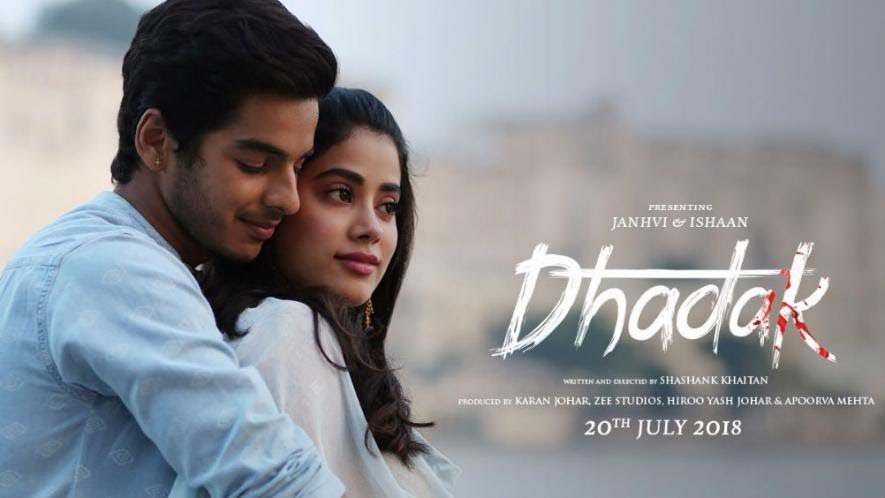 Dhadak Full Mpvie Watch Online 720p