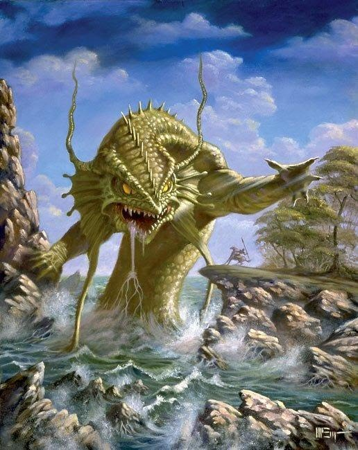 Myths of Diabetes is like a Giant Sea Monster - Diabetes is