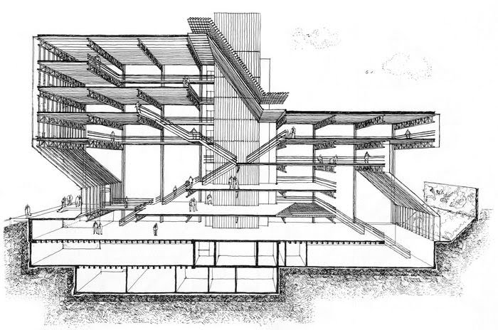 07 cap tulo 4 dibujo y arquitectura for Planos ingenieria civil