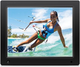 see images of nixplay 12 inch wi fi cloud digital photo frame iphone