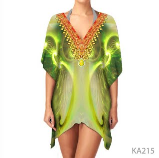 Dressy Or Casual  Style Up With Playsuits, Rompers, Kaftan