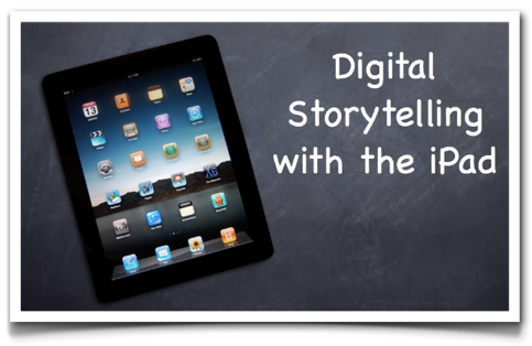 Logo of Digital Storytelling with the iPad