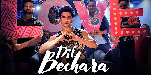 Sushant Singh Rajput New Dil Bechara Title Song Whatsapp ...