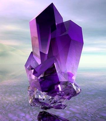 Ametist Despre Cristale