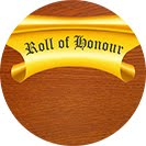 ROLL OF HONOURS