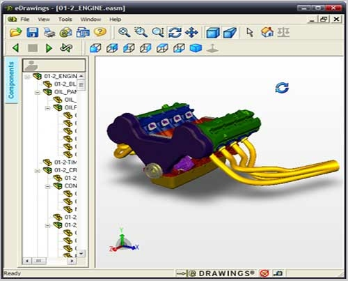 6 cad cam cae dise o gr fico con ordenador Home drafting software free