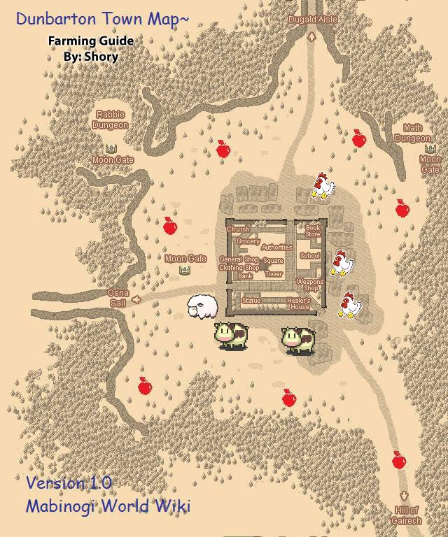 Mabinogi World Map.Mabination Mabinogi And Vindictus Fansite Guides And Community