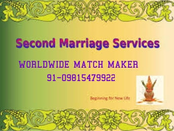 second marriage sites in india