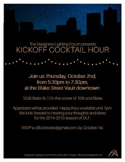 KICKOFF COCKTAIL HOUR