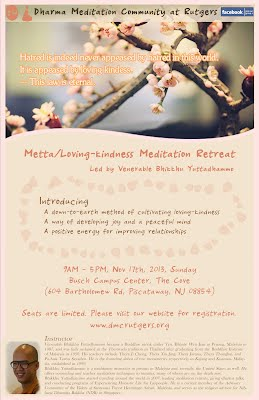 Metta/Loving-kindness Meditation Retreat