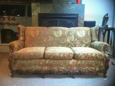 Don curtis family upholstery for Furniture gig harbor