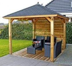 Lean To Gazebo Construction Schematics Select The Best