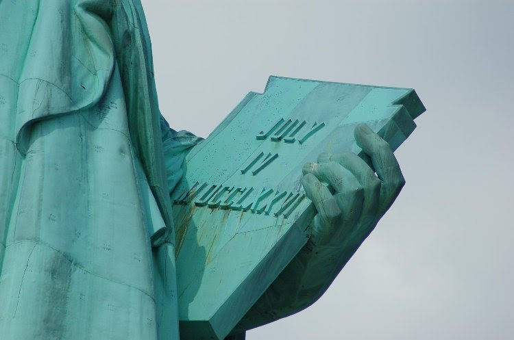 Statue Of Liberty Tablet The statue of liberty