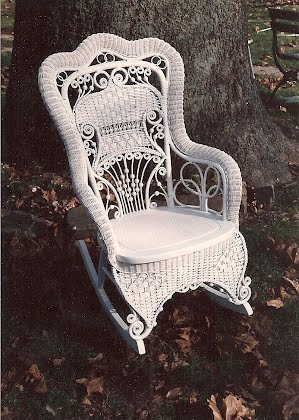 handmade furniture: wicker furniture