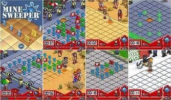 Download Games HP - Games Mobile: Games Java Minesweeper Mobile SE Jar