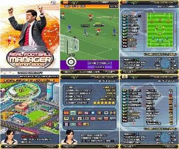 Free Direct Download Games Real Football Manager 2009 Sony Ericsson