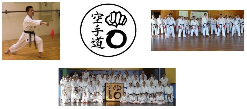 karate camp queensland australia