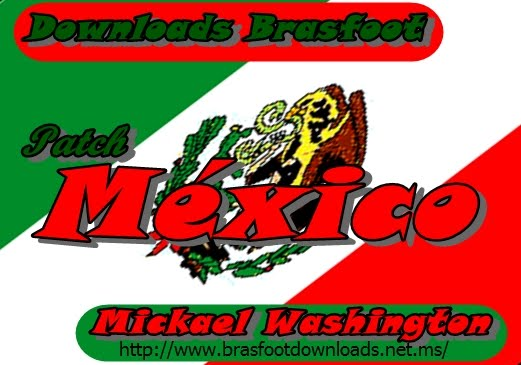 patch da mexico para brasfoot 2013