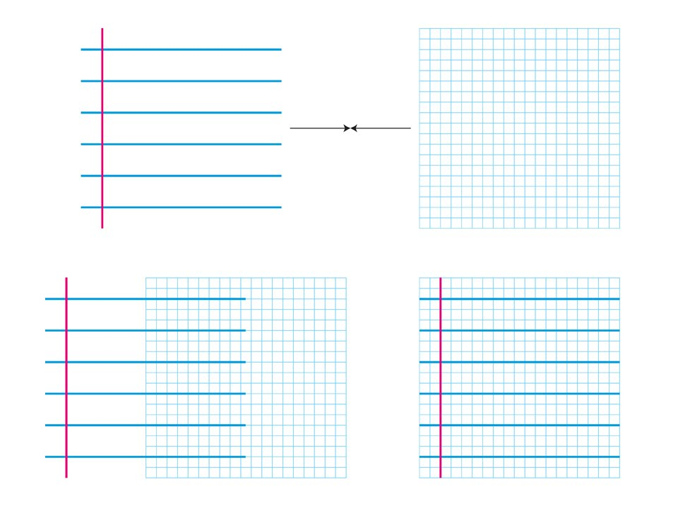 stationery paper with lines
