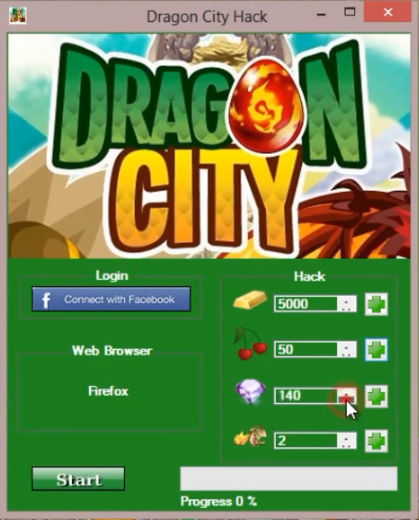 dragon city hack tool free download for pc