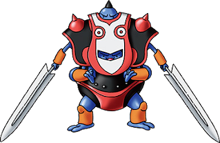 Mumboh Jumboe Dragon Quest Monsters Tabletop Notice how the stats are kind of similar to the actual enemy restless armor. mumboh jumboe dragon quest monsters