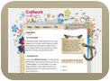 Click here to Download Craft Work Template
