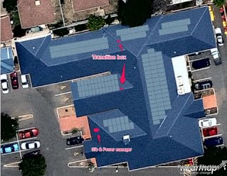 40kW Roof Layout