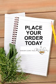 Place Your Order Today