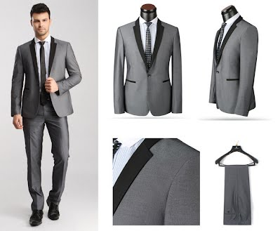 Tuxedo Suits For Men Dress Suit Clothing India Weddings