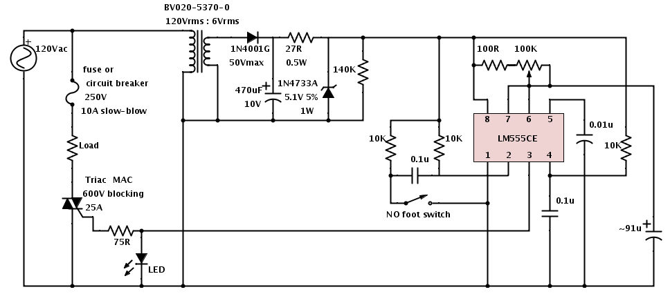 diagram of a spot welder   24 wiring diagram images