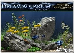 Dream Aquarium Screensaver v1.163