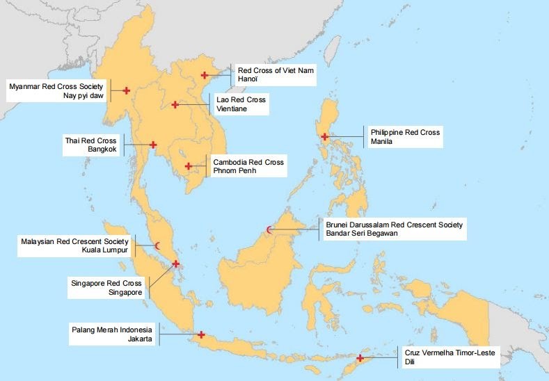"southeast asia is a region without Why southeast asia is a region with many elections but little democratisation democracy in southeast asia is on the defensive a recent map of ""freedom in the world in 2016,"" from freedom."