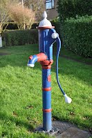 The pump on Pump Green