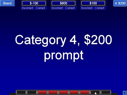 Jeopardy For Powerpoint - Medical And Educational Tools, By Kevin