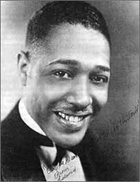 Young Duke Ellington