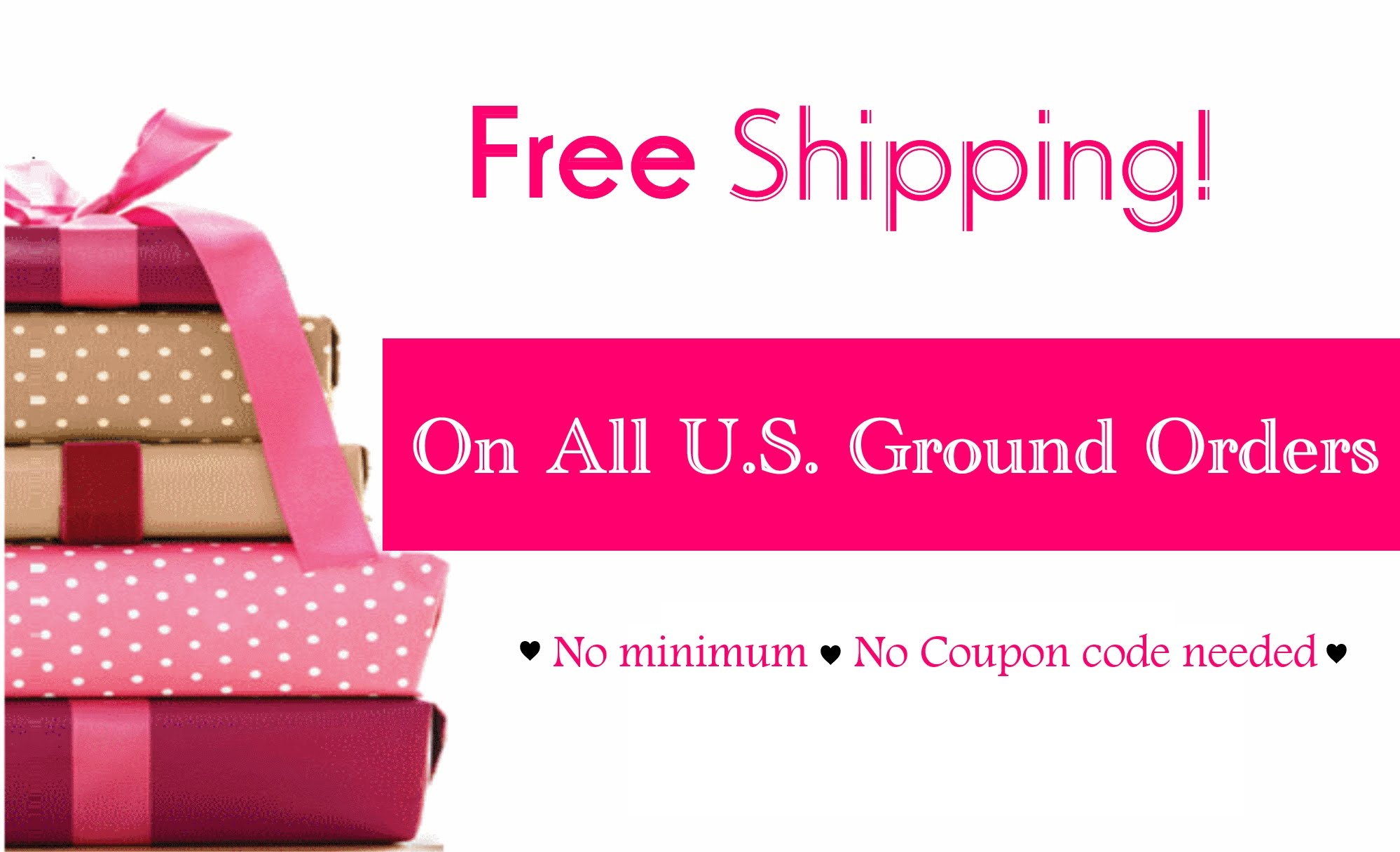 Free Shipping Dulce Boutique